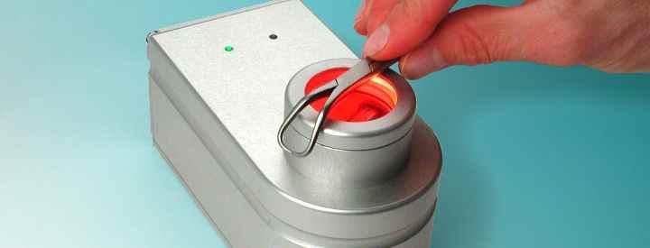medical tool reader dmt100