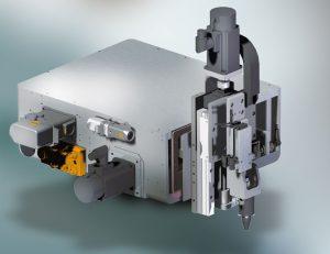 Özel Amaçlı Markalama Makinası Otomatik Yüzey Algılama Özelliği ile