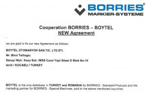 borries partnership